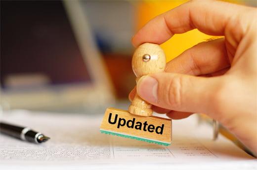 Waarom WordPress updaten en de nieuwste versie gebruiken?
