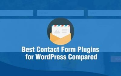 5 Beste Contact Form Plugins voor WordPress vergeleken