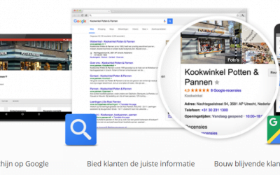 Regionale online marketing via Google